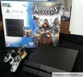 console de jeux vid os acheter vendre ps4 xbox nitendo wii 3ds. Black Bedroom Furniture Sets. Home Design Ideas
