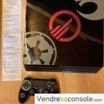 PS4 pro LIMITED EDITION – star wars battlefront II sous garantie – AVEC BOITE