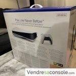 Playstation 5 neuve encore emballée