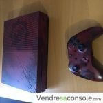 XBOX ONE 2TO édition limité Gears of Wear 4